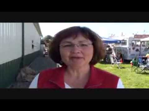**Pattie DeHuff ~ There Can Be No Liberty When The People Are In Debt** Terryville Fair