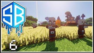 Minecraft - PILLAGERS & PORTALS ! Ep.6 - SOURCEBLOCK SMP ( Lets Play )