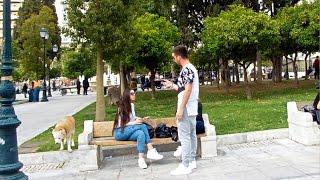 Αντε Γεια ! Τάκης Τσουκαλάς Φάρσα - Ade geia Takis Tsoukalas Greek Prank