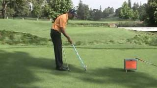 Golf Instruction - hitting it straight