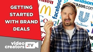 How To Get Started with Brand Deals on YouTube
