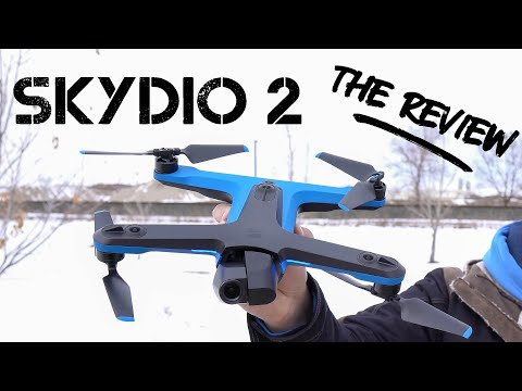 Skydio 2 Drone - The Review