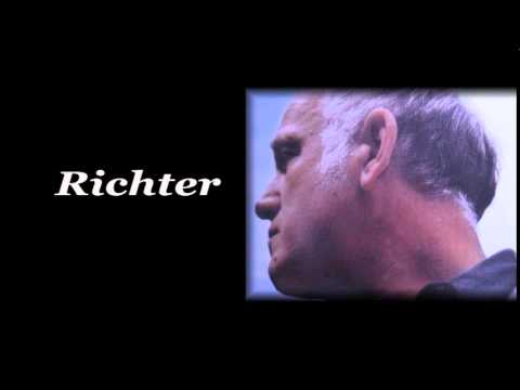 """RICHTER, Bach """"THE WELL-TEMPERED CLAVIER"""" BOOK Ⅰ (1)"""