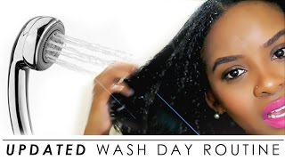 A Perfect Wash Day Regimen for Natural Hair