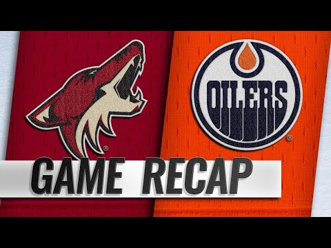 Hinostroza's SO goal lifts Coyotes past Oilers