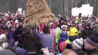 Бакшевская Масленица 2015 (Crazy Russian)