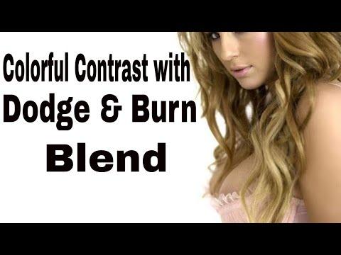 Photoshop Dodge + Burn with Blending Modes|Adobe Photoshop Tutorial thumbnail