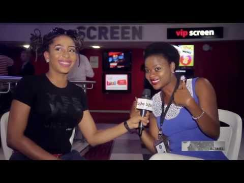 Kehinde Bankole Sings For TRYBETV In A One On One Conversation
