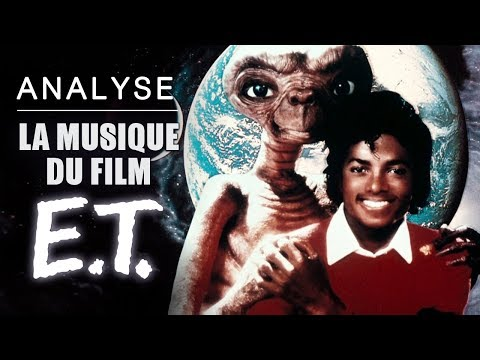 Analyse de la musique du film E.T (Spielberg & John Williams) - SILLON #3