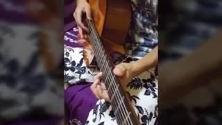 عزف اغنية سنوات الضياع + لحن انا بدفع عمري ونرجع سوا ،، على الجيتار