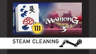 Steam Cleaning - Mahjong Deluxe 3