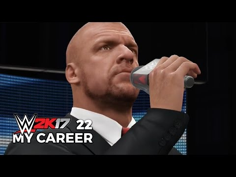 WWE 2K17 My Career Mode Ep 22 | THE AUTHORITY STRIKES AGAIN