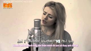 [Lyrics+Vietsub] Find You - Zedd ft Matthew Koma & Miriam Bryant (Beth cover)