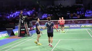 Fu Haifeng / Zhang Nan vs Lee Yong-dae / Yoo Yeon-seong - MD Final [Denmark Open 2014]