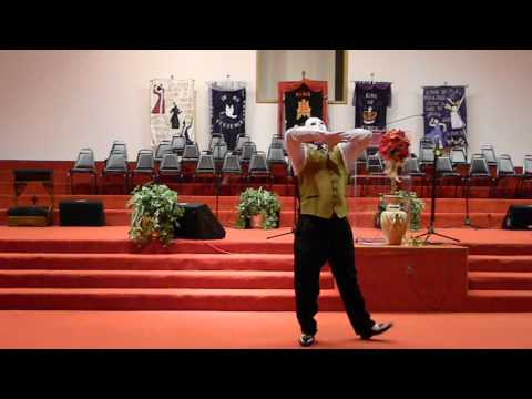 Praise Dance - Worshipper In Me - Marvin Sapp