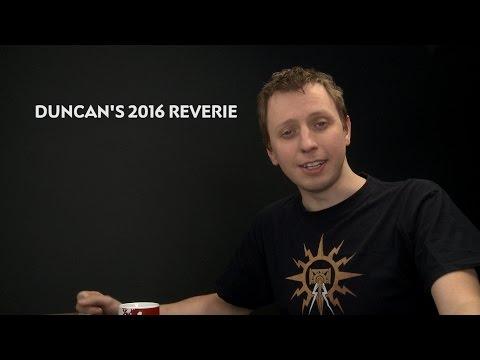 Duncan's 2016 Reverie.