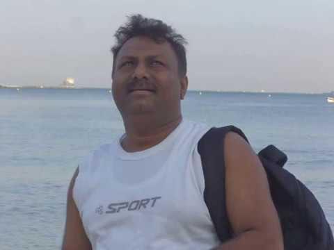 BALWANT GAURKAR= DUBAI-UAE-MARINA BEACH...............