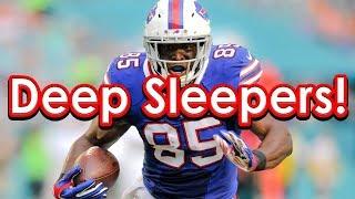 NFL Week 7 DraftKings Picks + FanDuel Picks Deep Sleepers!