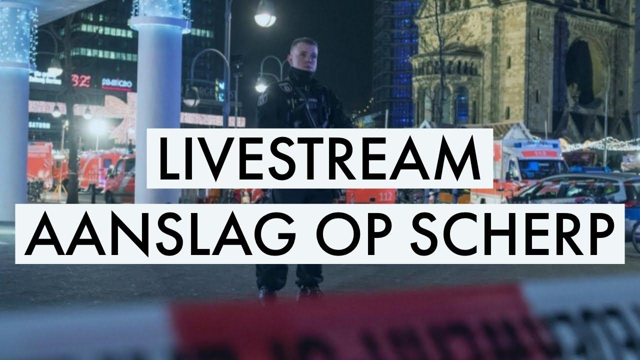 Livestream - Scherpschutters - Aanslag op scherp