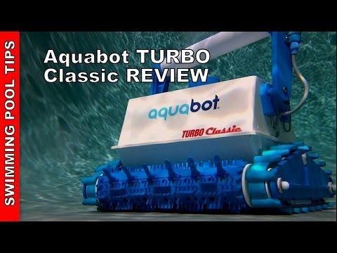 Aquabot Rapids 1500 Robotic Pool Cleaner Review