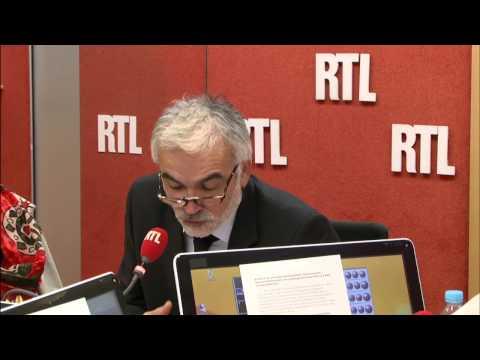 """Pascal Praud : """"Macron de Rothschild et les pauvres"""" - RTL - RTL"""