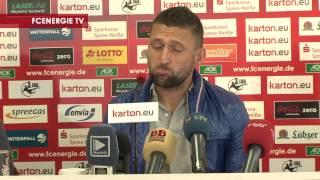 """Pressekonferenz: 01.09.2014 """"Tusche is back"""""""