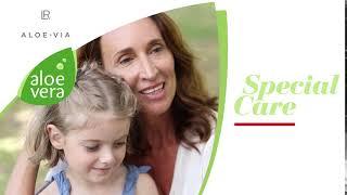 Video LR ALOE VIA Special Care download MP3, 3GP, MP4, WEBM, AVI, FLV Juli 2018