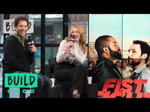 "Christina Hendricks And Richie Keen Discuss Their Movie, ""Fist Fight"""