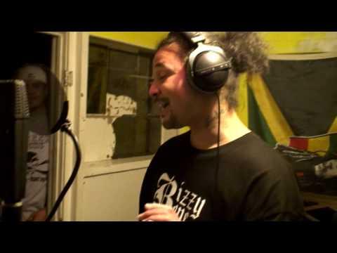 Bizzy Bone Studio Session