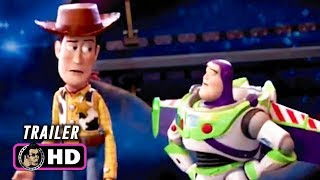 TOY STORY 4 Teaser Trailer #2 (2019) Tom Hanks Pixar Movie