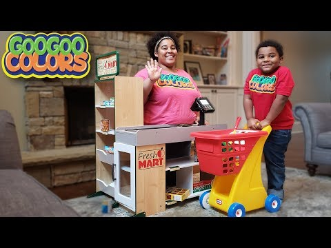 Goo Goo Gaga Pretend Play Shopping with Gifts from JCPenney