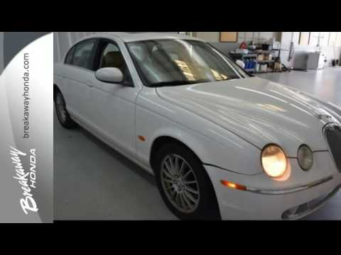Used 2006 Jaguar S TYPE Greenville SC Easley, SC #B161742A   SOLD