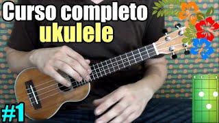 Curso completo ukulele: Lo básico para empezar a tocar