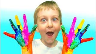 Color song in Spanish by Tawaki kids