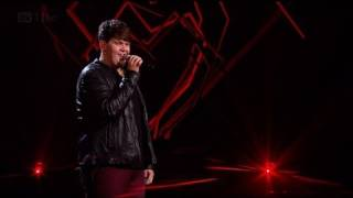 Craig Colton does a Beyonce - The X Factor 2011 Live Show 2 (Full Version)