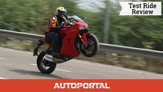 Ducati Supersport S - Test Ride Review - Autoportal
