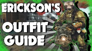 Fallout 4 Far Harbor - HOW TO GET ERICKSON S UNIQUE OUTFIT Fallout 4 Unique Armor