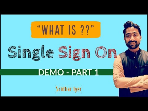 Single Sign-On Demo
