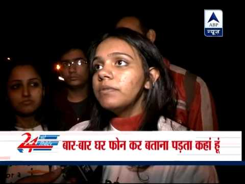 Delhi women feel they are not safe in the city
