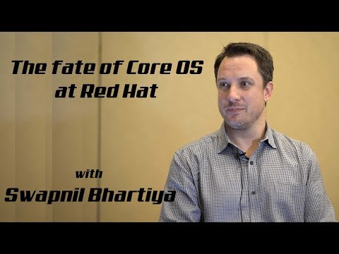 Container Linux becomes Red Hat Core OS