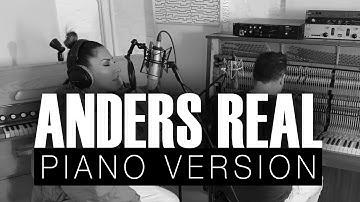 """Senna Gammour """"Anders Real"""" Piano Version"""