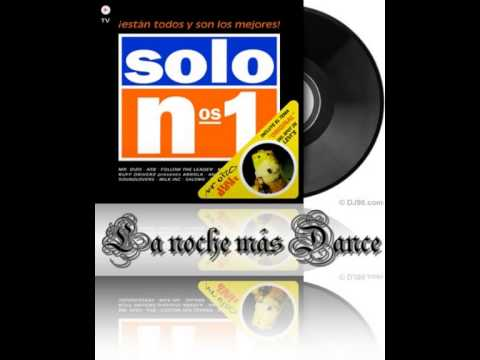 La noche más Dance presenta: SOLO Nos 1 SESSION