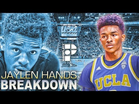 5-Star Jaylen Hands Player Breakdown! The Magic Might Just Continue at UCLA!
