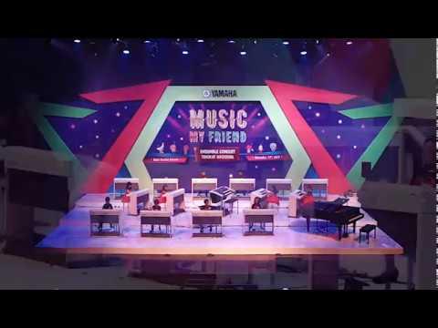 (Full) Yamaha's Music My Friend Ensemble Concert Tingkat Nasional