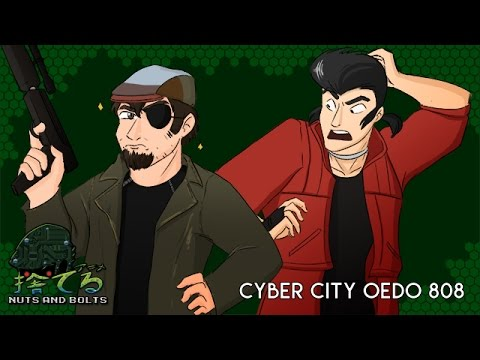 Nuts & Bolts: Cyber City Oedo 808
