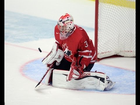 2014 World Juniors - Habs Prospects (Goals/Assists/Saves)