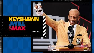 Drew Pearson shares his emotions as he prepares to receive his HOF ring from Cowboys | KJM