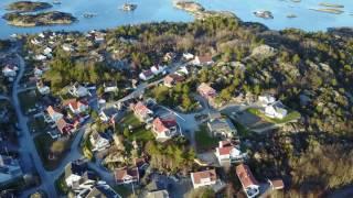 Flekkerøy - Mæbøfjorden - Mavic drone