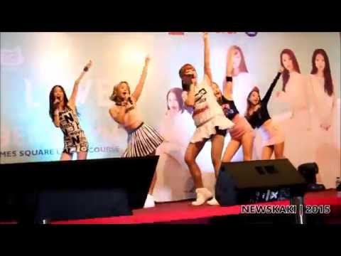 "Lucky - CLC ""First Love"" Promo Tour in Malaysia @ Berjaya Times Square"