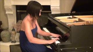 Tchaikovsky june barcarolle from the seasons performed by dao le.